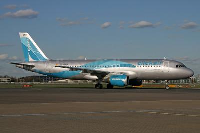 Clickair Airbus A320-211 EC-GRH (msn 146) LHR (SPA). Image: 924362.