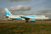 Clickair Airbus A320-216 EC-KCU (msn 3109) LHR (Dave Glendinning). Image: 908456.