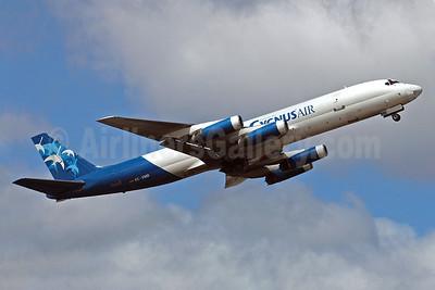 Cygnus Air Corporacion McDonnell Douglas DC-8-62 (F) EC-EMD (msn 46023) ACE (Rob Skinkis). Image: 904426.