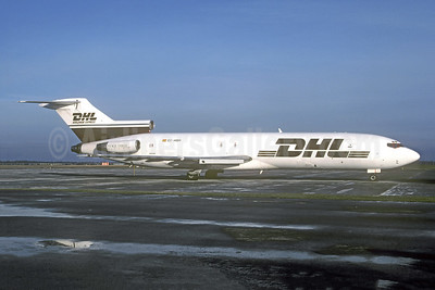 DHL Worldwide Express (Swiftair) Boeing 727-224 (F) EC-HBH (msn 20661) PRG (Christian Volpati Collection). Image: 950790.