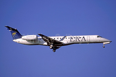 ERA - European Regions Airlines Embraer ERJ 145LR (EMB-145LR) EC-GZI (msn 145098) XRH (Paul Bannwarth). Image: 952534.