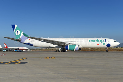 Evelop Airlines Airbus A330-343 EC-LXA (msn 670) PMI (Ton Jochems). Image: 938265.