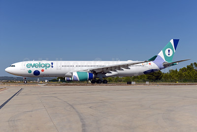Evelop Airlines Airbus A330-343 EC-LXA (msn 670) PMI (Ton Jochems). Image: 938264.