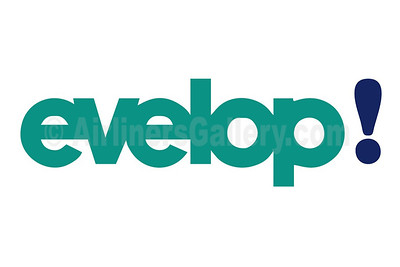 1. Evelop Airlines logo