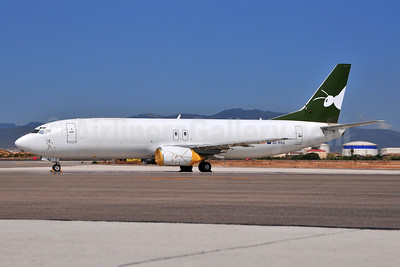 Flyant Cargo Boeing 737-4B7 (F) EC-KKJ (msn 24559) PMI (Ton Jochems). Image: 952897.