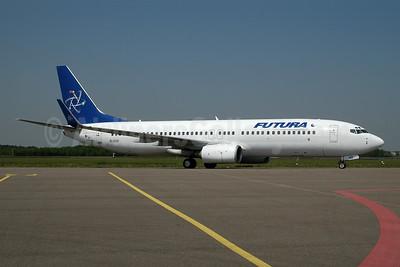 Futura International Airways Boeing 737-86N WL EI-DND (msn 28612) EIN (Ton Jochems). Image: 953694.