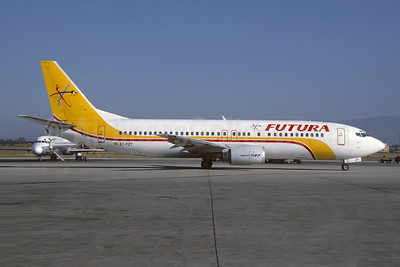 Futura International Airways Boeing 737-4K5 EC-FZT (msn 24128) PMI (Christian Volpati). Image: 953681.