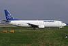 Futura International Airways Boeing 737-4Y0 EC-IOU (msn 24689) LGW (Antony J. Best). Image: 900850.