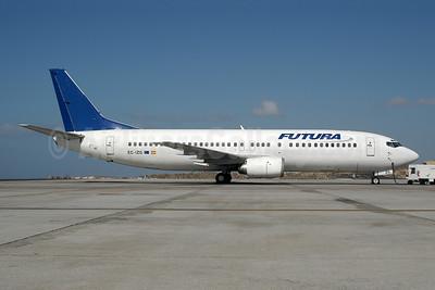 Futura International Airways Boeing 737-46J EC-IZG (msn 27213) TFS  (Ton Jochems). Image: 953685.