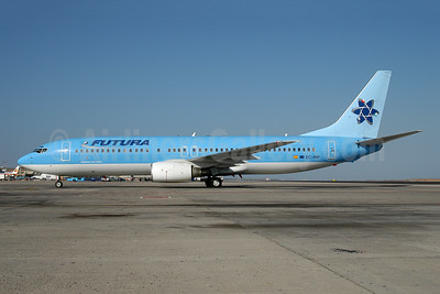 Futura International Airways Boeing 737-804 EC-INP (msn 32903) (TUI colors) TFS (Ton Jochems). Image: 953690.