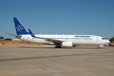 Futura International Airways Boeing 737-86N WL N977RY (EC-ISL) (msn 32740) FAO (Ton Jochems). Image: 953695.