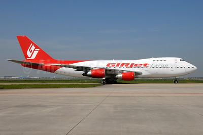 Airline Color Scheme - Introduced 2004