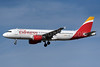 Iberia Express Airbus A320-214 EC-JSK (msn 2807) MAD (Rolf Wallner). Image: 932862.
