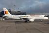 Iberia Express Airbus A320-214 EC-JSK (msn 2807) (Tenerife - Salmes Cup 2013) DUB (Greenwing). Image: 913387.