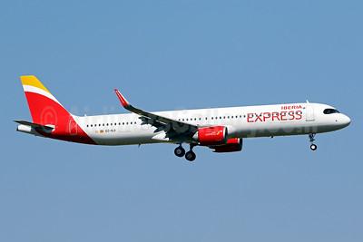 Iberia Express Airbus A321-251NX WL EC-NJI (msn 10071) PMI (Javier Rodriguez). Image: 953366.