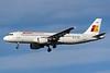 Iberia Express Airbus A320-214 EC-KOH (msn 2248) MAD (Rolf Wallner). Image: 932854.