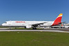 Iberia Airbus A321-212 EC-JRE (msn 2756) LIS (Ton Jochems). Image: 940731.