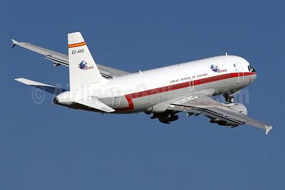 Iberia-Lineas Aereas de Espana Airbus A319-111 EC-KKS (msn 3320) MCV (Javier Rodriguez).