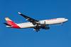 Iberia Airbus A330-302 EC-LZJ (msn 1490) MAD (Ole Simon). Image: 922741.