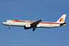 Iberia Airbus A321-211 EC-ITN (msn 2115) LHR (SPA). Image: 940729.