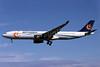 Iberworld Airlines Airbus A330-343 EC-KCP (msn 833) BCN (Richard Vandervord). Image: 901149.