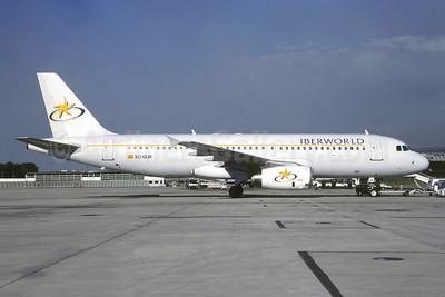 Iberworld Airlines Airbus A320-231 EC-GUR (msn 308) CDG (Christian Volpati). Image: 950303.