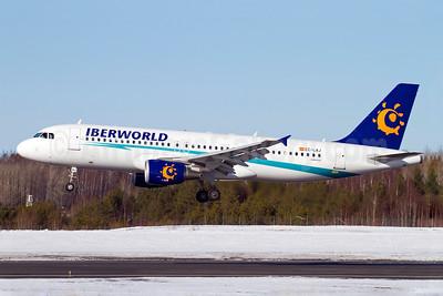 Iberworld Airlines