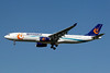Iberworld Airlines Airbus A330-343 EC-KCP (msn 833) MAD (Ariel Shocron). Image: 902656.
