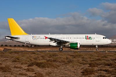 Lte.es Airbus A320-212 EC-JTA (msn 445) ACE (Gunter Mayer). Image: 948604.