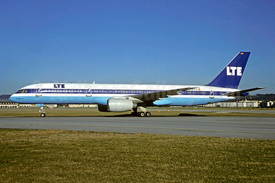 """Bluebird II"" - Airline Color Scheme - Introduced 1987"