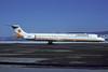 Lineas Aereas Canarias McDonnell Douglas DC-9-83 (MD-83) EC-EJZ (msn 49622) ZRH (Rolf Wallner). Image: 930046.