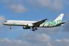 Mint Airways Boeing 757-28A EC-LBC (msn 26276) BRU (Karl Cornil). Image: 908353.