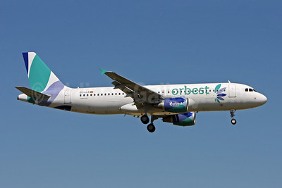 Orbest Orizonia Airlines (Spain) Airbus A320-214 EC-LLX (msn 4735) LIS (Pedro Baptista). Image: 906700.