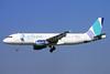 Orbest Orizonia Airlines (Spain) Airbus A320-214 EC-LAJ (msn 3889) ZRH (Andi Hiltl). Image: 907380.