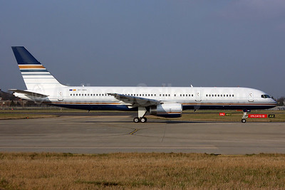 Privilege Style Lineas Aereas Boeing 757-256 EC-HDS (msn 26252) LHR (SPA). Image: 937017.