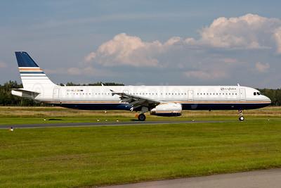 Cybex (Privilege Style Lineas Aereas) Airbus A321-231 EC-NLJ (msn 3636) NUE (Gunter Mayer). Image: 955461.