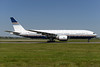 Privilege Style Lineas Aereas Boeing 777-28E ER EC-MIA (msn 28685) AMS (Ton Jochems). Image: 932910.