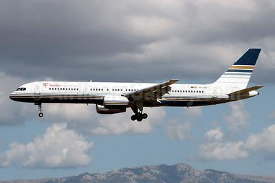 Privilege Style Lineas Aereas Boeing 757-256 EC-ISY (msn 26241) (Sevila Futbol Club) PMI (Javier Rodriguez). Image: 951165.