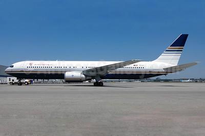 Privilege Style Lineas Aereas Boeing 767-35D ER EC-LZO (msn 27902) (Sevilla Futbol Club SAD) YYZ (TMK Photography). Image: 928590.
