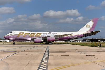 Pronair Cargo (Pronair Airlines) Boeing 747-245F EC-KRP (msn 20826) VLC (Ton Jochems). Image: 943777.