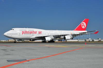 Pullmantur Air Boeing 747-412 EC-KSM (msn 27178) CPH (Ton Jochems). Image: 954055.