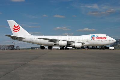 Pullmantur Air Boeing 747-228B F-WQAJ (EC-JHD) (msn 23676) CDG (Christian Volpati). Image: 941539.