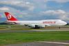 Pullmantur Air Boeing 747-412 EC-LGL (msn 26555) MAN (Nik French). Image: 905350.