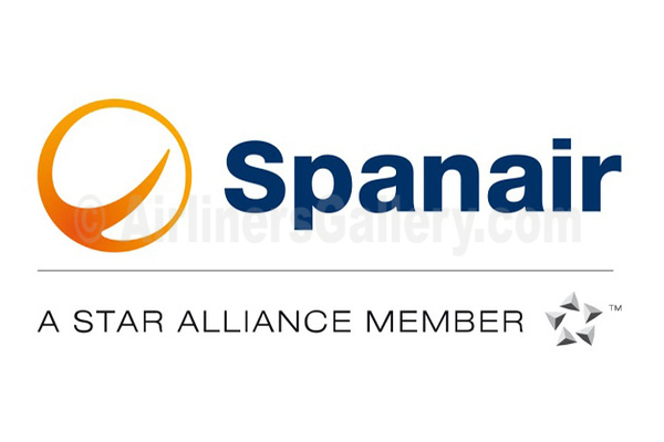 1. Spanair logo
