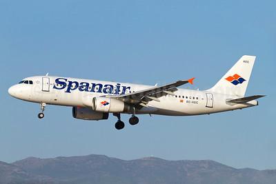 Spanair Airbus A320-232 EC-KEC (msn 1183) AGP (Stefan Sjogren). Image: 937359.
