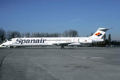 """""""Sunbeam"""", delivered on April 25, 1989 as EC-215"""