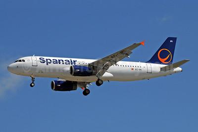 Spanair Airbus A320-232 EC-IPI (msn 2027) IBZ (Marco Finelli). Image: 903044.
