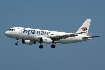 Spanair Airbus A320-232 EC-IAZ (msn 1631) ACE (Ton Jochems). Image: 955386.