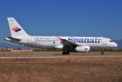 Promoting spanair.com website
