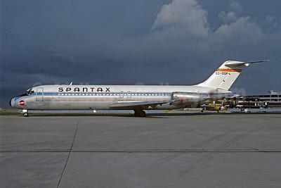 Spantax McDonnell Douglas DC-9-32 EC-DQP (msn 45792) ORY (Christian Volpati). Image: 925830.